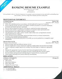 Banking Sector Resume Examples Combined With Sample For Bank Template Finance Money Job Format To Frame Awesome Samples