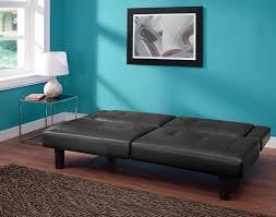 Mainstays Sofa Sleeper Black Faux Leather by Sofas Easy Choice Walmart Faux Leather Futon U2014 Nylofils Com