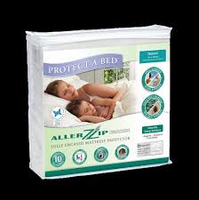 best price linen allerzip smooth fully encased mattress