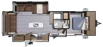 Travel Trailer Floor Plans Rear Kitchen by Whats New New Floorplans By Highland Ridge Rv