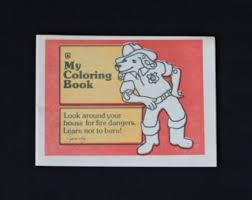 Vintage 1970s Sparky The Fire Dog