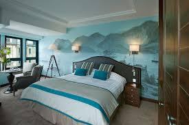 chambre ambiance mer hôtel 4 étoiles en bretagne vue mer à malo