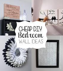 Home Decor Wall Art Ideas Diy For Bedroom Custom How To Make Paint