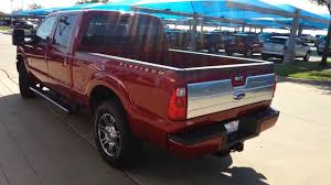 All New 2014 Ford F250 Platinum Power Stroke Diesel Truck Texas Car Deal DFW Dealership Dealer