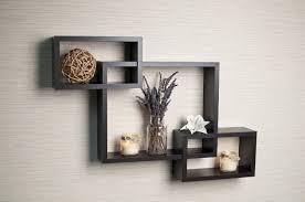 Espresso Bathroom Wall Cabinet With Towel Bar by Wall Shelves Design Espresso Floating Wall Shelves Design