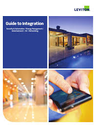 Ceiling Mount Occupancy Sensor Leviton by Leviton 2016 Guide To Integration By Aldous Systems Issuu