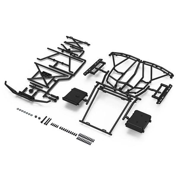 Gmade GS02 BOM Rear Cage Kit GMA60122