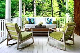 modern outdoor rocking chair s decorating ideas for fall