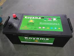 100 Heavy Duty Truck Battery Excellent For Commercial Vehicle