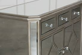 Hayworth Mirrored 3 Drawer Dresser by Hayworth Mirrored Chest Of Drawers Living Spaces