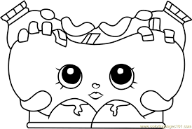Frank Coloring Pages Free Furter Shopkins Page