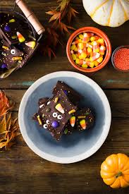 Halloween Candy Dishes by How To Make Halloween Candy Bark In 3 Easy Steps Discover