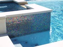 pool tile glass collection pool tile ideas