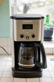 Its Time To Clean The Coffee Maker