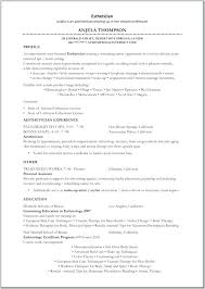 Esthetician Resume Templates Free Medical Sample Job And