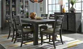 Picture Of Magnussen Home Abington Solid Pine Dining Set