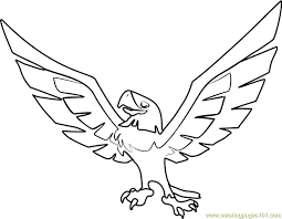 Animal Jam Coloring Pages Eagle