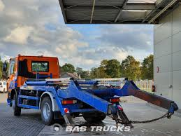 100 Used Tow Trucks For Sale At BAS DAF CF75360 4X2 062008