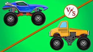 Toy Monster Trucks – Kids YouTube