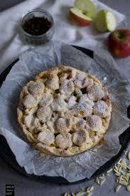 apfelkuchen mit rosinen und mandeln fräulein meer backt