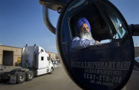 Indo-Canadian Truck Drivers From GTA Caught In Web Of North American ...
