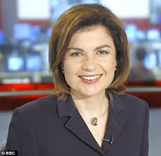 Dress BBC Newsreader Jane Hill Believes Women Presenters Should Get A Clothing Allowance