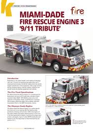 Fire Replicas Miami-Dade Fire Rescue Engine 3 - 9.11 Tribute ... 15 Ingredients For Building The Perfect Food Truck Make Jerrdan Tow Trucks Wreckers Carriers Kids Toy Build Fire Station Truck Car Kids Videos Bi Home Rosenbauer Leading Fire Fighting Vehicle Manufacturer Dickie Toys Engine Garbage Train Lightning Mcqueen Toy Ride On Unboxing And Review Youtube Old Restoration Elkridge Department Maryland Toysrus Lego City Police Station Time Lapse 2017 Ford Super Duty Built Tough Fordcom