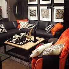 Red And Black Living Room Ideas by Best 25 Black Sectional Ideas On Pinterest Grey Couches Living