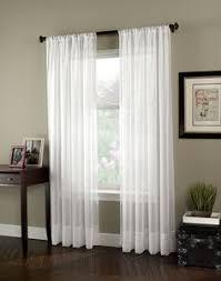 Searsca Sheer Curtains by Tab Top Sheer Curtains Set Of 2 White U2026 Pinteres U2026