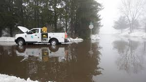 100 Stevens Truck Driving School Portage County Flooding Causes Street Closures Sandbags Available