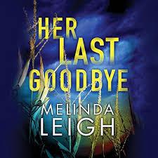 Her Last Goodbye Audiobook Cover Art