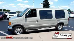 Used 2006 Ford E 150 Regency Conversion Van Low Top