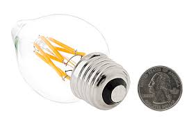 f15 led filament bulb 40 watt equivalent led chandelier bulb w