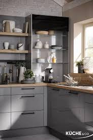 küche l form landhausküche in perlgrau matt haus küchen