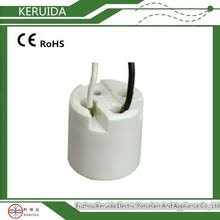 Porcelain Lamp Socket E17 by E17 Porcelain Lamp Socket E17 Porcelain Lamp Socket Suppliers And