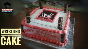 Wrestling Cake | Cake Design #1 | Eggless Homemade Cake - YouTube Gorgeous Homemade Wedding Cake Do It Yourself For Making Store Bought Mixes And Frosting Taste Like It Was On Sheas Table Carrot Its Not Bragging If You Made Diy Stencil Out Of Stuff Anniversary Cakes Small Decorating Bestever Chocolate With Sprinkles Fudge Birthday Images Delicious German Best 25 Cake Designs Ideas On Pinterest Easy To Make At Home Home Design 935 Best Magic Images Beehive Bees Recipe Ideas Cookies Cream Party Recipe Bbc Good Food