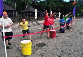 Team Building Activities Anvaya Cove Beach And Nature Club