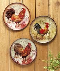 Best 25 Rooster Plates Ideas On Pinterest