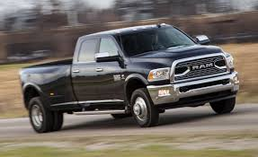 2016 Ram 3500 Diesel Crew Cab 4x4 Test | Review | Car And Driver