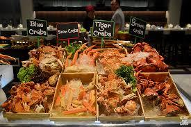 cuisine com seafood buffet ห องอาหาร cuisine unplugged pullman king
