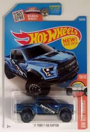 100 Hot Trucks 17 Ford F150 Raptor 2016 HW Series 1010