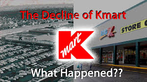 Kmart Christmas Trees Nz by The Decline Of Kmart What Happened Youtube