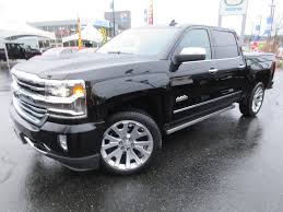 100 Country Truck PreOwned 2018 Chevrolet Silverado 1500 High In