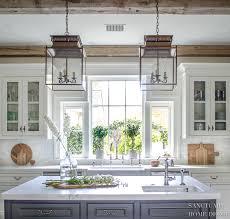 Our All Time Favorite Kitchen 25 Classic Farmhouse Light Fixtures Sanctuary Home Decor