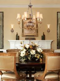 Centerpieces With Decorating Dining Room Table Decor Ideas