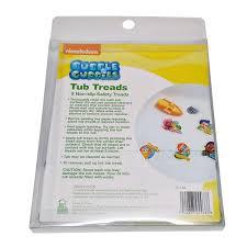 Remove Bathtub Non Slip Decals by Amazon Com Tub Treads Non Stick Safety Stickers Bubble Guppies