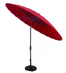 9 Ft Patio Umbrella Frame by 10 U0027 Shanghai Umbrella Pomegranate All Things Barbecue