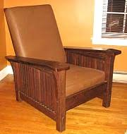 Gustav Stickley Furniture Morris Chair