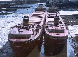 Edmund Fitzgerald Sinking Location by Arthur M Anderson Last Ship To Have Contact With The Edmund