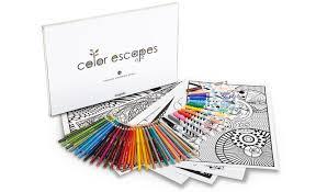 Crayola Now Has Design Inspiration Coloring Book Companies